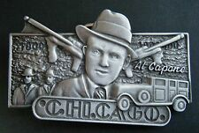 CAPONE MAFIA COSA NOSTRA FAMILY CRIME CHICAGO AMERICAN GANGSTER BELT BUCKLES