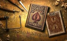 Bicycle Wood Playing Cards Deck