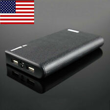 60000mAh Backup External Battery USB Power Bank Pack Charger for Cell Phone