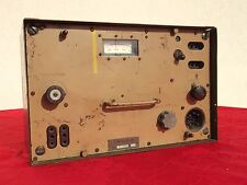 TORN Ukw.E.e WEHRMACHT WWII RADIO RECEIVER EMPFANGER TORNISTER TELEFUNKEN WW2