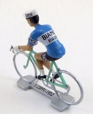Fausto Coppi Bianchi 1952 Rouluer Cycling Figure Tour De France Giro Rapha