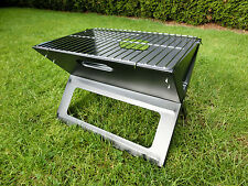 BBQ CHOICE Portable Folding Barbecue Grill - Outdoor Cooking, Camping Equipment