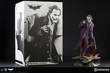 Sideshow Premium Format Figure THE JOKER THE DARK KNIGHT Statue 2017 #337/3500