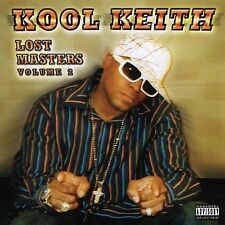 KOOL KEITH-LOST MASTERS 2 CD NEW