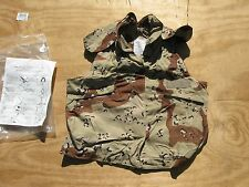 GENUINE US MILITARY SURPLUS DESERT STORM PASGT VEST COVER XSMALL