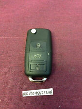 VW SEAT SKODA 3 Buttons Remote Key Fob HL0 1J0 959 753 AH CAN CUT and program