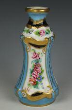 Antique Sevres porcelain Perfume Bottle