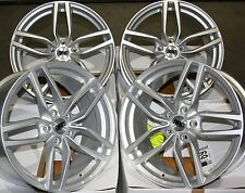 "18"" DRC DRS ALLOY WHEELS FITS FORD C S MAX FOCUS GALAXY KUGA MONDEO TRANSIT CONN"