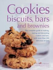 Cookies, Biscuits, Bars and Brownies : The Complete Guide to Making, Baking...