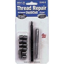 Helicoil 5546-9 Thread Repair Kit, 9mm x 1.25 NC