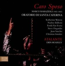 Caro Sposo: Oratorio Di Santa Caterina, New Music