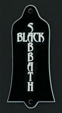GUITAR TRUSS ROD COVER - Custom Engraved Fits GIBSON - BLACK SABBATH Tony Iommi