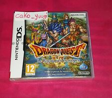 DRAGON QUEST VI LE ROYAUME DES SONGES NINTENDO DS NEUF 100% FRANCAIS