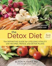 The Detox Diet, Third Edition: The Definitive Guide for Lifelong Vitality with R