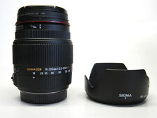 Sigma 18-200mm F3.5-6.3 II DC HSM Auto Focus Lens for Sony α Minolta A-Mount
