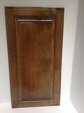Alder wood raised panel 5 piece cabinet doors used