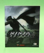 INSTRUCTION BOOKLET/MANUAL ONLY FOR NINJA GAIDEN 2 PS3 (NO GAME) ⭐OZ SELLER⭐ !!!