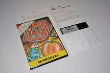 Dragon 32 *DISK* ~ Mr Dig by Microdeal ~ (Our ref: Wallet)