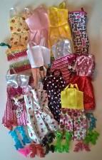 BARBIE DISNEY Steffi SINDY LIV fashion doll dress Scarpa Bundle 20 articoli LOTTO 1