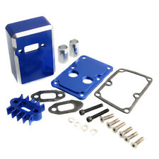 RC Car Engine exhaust Radiating kit Fit HPI baja 5b 5t 5sc Losi 5IVE-T UP parts