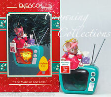 Enesco The Maze of Our Lives Ornament Mouse TV Soap Opera Treasury of Christmas