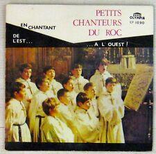 Les Petits Chanteurs du Roc 45 tours De l'Est à l'Ouest