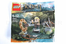 Lego Hobbit Legolas Greenleaf Polybag 30215 Brand NEW Sealed
