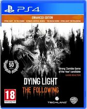 Dying Light: The Following - Enhanced Edition (PlayStation 4)