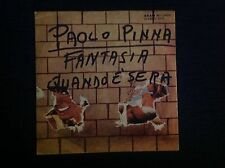 PAOLO PINNA FANTASIA Rare 1978 PROG 45 Archive Copy UNPLAYED