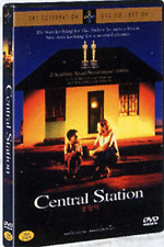 Central Station / Central do Brasil (1998) Walter Salles DVD *NEW
