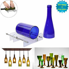 DIY Glass Wine Bottle Cutter Cutting Machine Jar Kit Craft Machine Recycle Tool