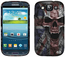 Spiral Direct UNION WRATH Samsung Galaxy S3/SIII/S 3 Phone Case/Cover skull/jack