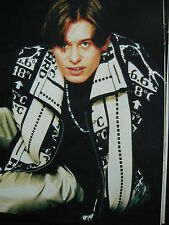 MARK OWEN (TAKE THAT) - MAGAZINE CUTTING (FULL PAGE PHOTO) (REF B6)