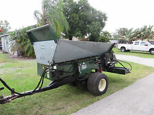 Turfco CR 10 Top Dresser Material Handler  Cross Conveyor Swivel