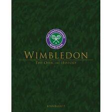 Wimbledon: The Official History, John Barrett