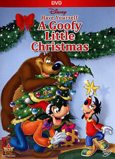 Have Yourself a Goofy Little Christmas (DVD, 2015)