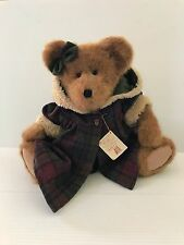 BOYDS BEAR Brown Bear, Large brown bear, Amber B Oakley, Best Dressed Collection