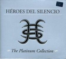 Héroes del Silencio, Heroes del Silencio - Platinum Collection [New CD] Spain -