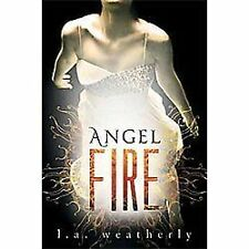 Angel Fire by L. A. Weatherly (2012, Paperback)