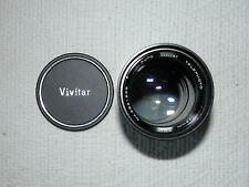 Vivitar 135 mm F/2.8 Lens For...