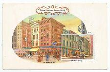 POSTAL- UNIDOS Estados-CHICAGO-DPT. Publicidad Carta, El Berghoff Restaurante