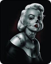 Don't Break Dead Beauty Marilyn Monroe Heavy Weight Luxury Mink Blanket 79 X 96