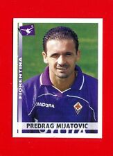 CALCIATORI Panini 2000-2001 - Figurina-sticker n. 118 - MIJATOVIC-FIORENTINA-New
