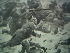 news item WW1 german army feigned death and shot russians behind