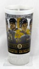 Boston Bruins Strength In Numbers Plastic Souvenir Drinking Cup Bergeron Rask