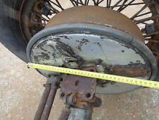 ROLLS ROYCE 20 P H  ORIGINAL REAR AXLE YEAR 1920-1929