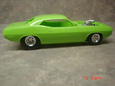 Revell 1/25 70 AAR Cuda Resin Cast Pro Street Chassis