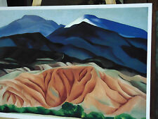 Mounted Special Edition Georgia O'Keeffe Print