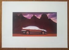 Volvo S40 Launch Brochure 1996 1997 Model 5 Fold-Out Pages