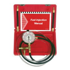 Star Products TU-469 Fuel Injection Pressure Tester with Schrader Adapters